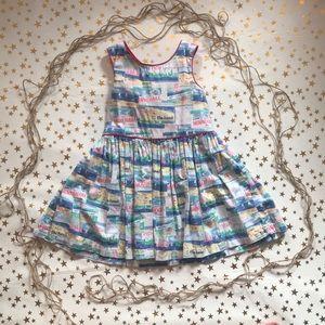 Super cute 50's style dress